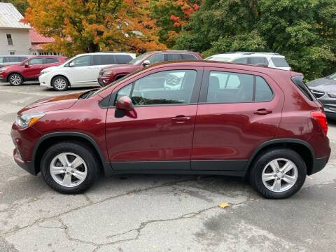 2017 Chevrolet Trax for sale at MICHAEL MOTORS in Farmington ME