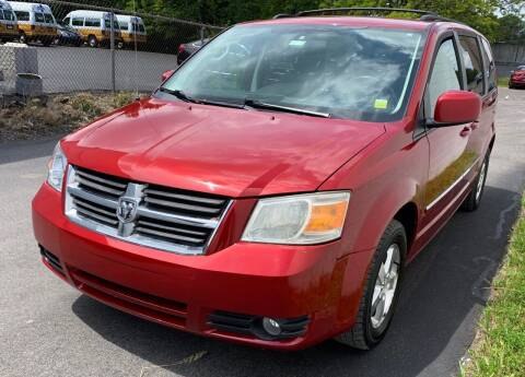 2008 Dodge Grand Caravan for sale at Select Auto Brokers in Webster NY