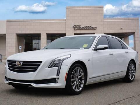 2017 Cadillac CT6 for sale at Suburban Chevrolet of Ann Arbor in Ann Arbor MI