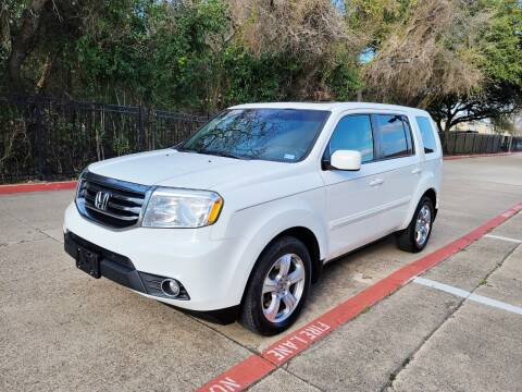 2014 Honda Pilot for sale at DFW Autohaus in Dallas TX
