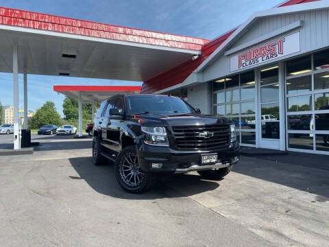2018 Chevrolet Tahoe for sale at Furrst Class Cars LLC in Charlotte NC