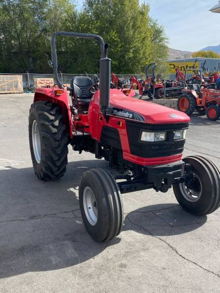 2014 Mahindra 6530 DI for sale at Hobby Tractors - Used Tractors in Pleasant Grove UT