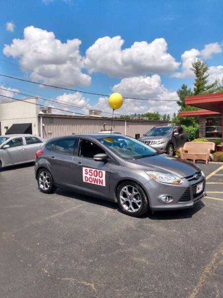 2014 Ford Focus for sale at Miro Motors INC in Woodstock IL