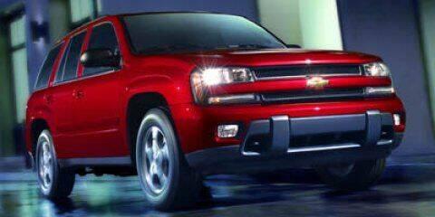 2006 Chevrolet TrailBlazer for sale at Strosnider Chevrolet in Hopewell VA