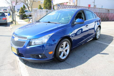 2012 Chevrolet Cruze for sale at Lodi Auto Mart in Lodi NJ