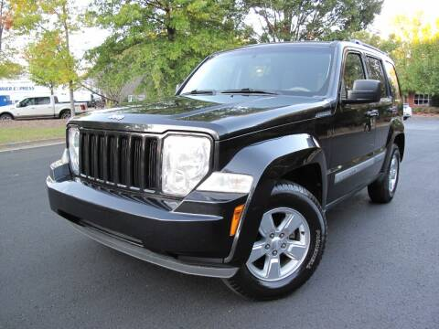 2012 Jeep Liberty for sale at Top Rider Motorsports in Marietta GA
