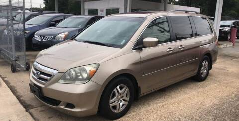 2005 Honda Odyssey for sale at Baton Rouge Auto Sales in Baton Rouge LA