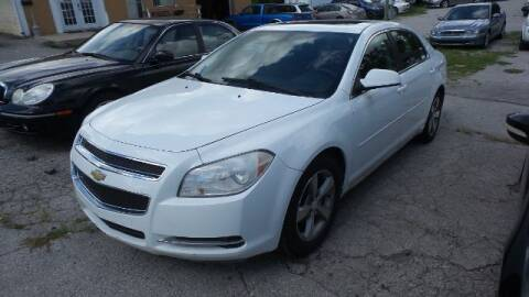 2011 Chevrolet Malibu for sale at Tates Creek Motors KY in Nicholasville KY