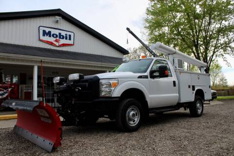 2013 Ford F-250 Super Duty for sale at Show Me Used Cars in Flint MI