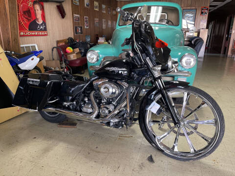 2013 HarleyDavidon StreetGlide  for sale at B & W Auto in Campbellsville KY
