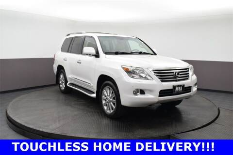 2010 Lexus LX 570 for sale at M & I Imports in Highland Park IL