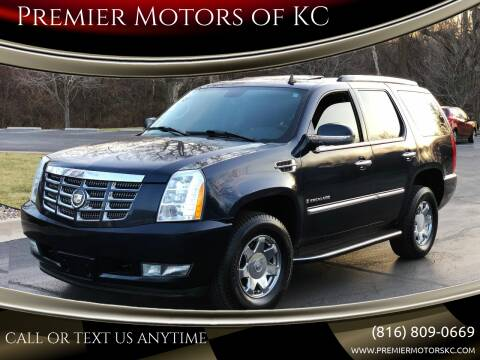 2007 Cadillac Escalade for sale at Premier Motors of KC in Kansas City MO