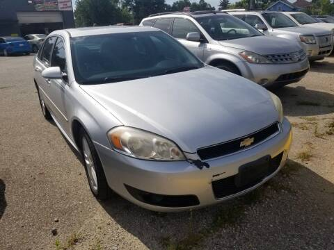 2012 Chevrolet Impala for sale at D & D All American Auto Sales in Mt Clemens MI
