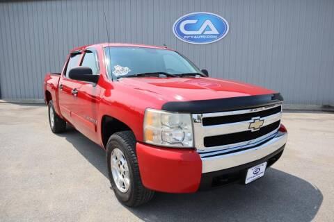 2008 Chevrolet Silverado 1500 for sale at City Auto in Murfreesboro TN