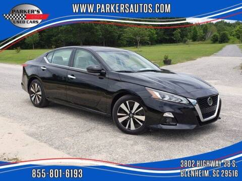 2019 Nissan Altima for sale at Parker's Used Cars in Blenheim SC