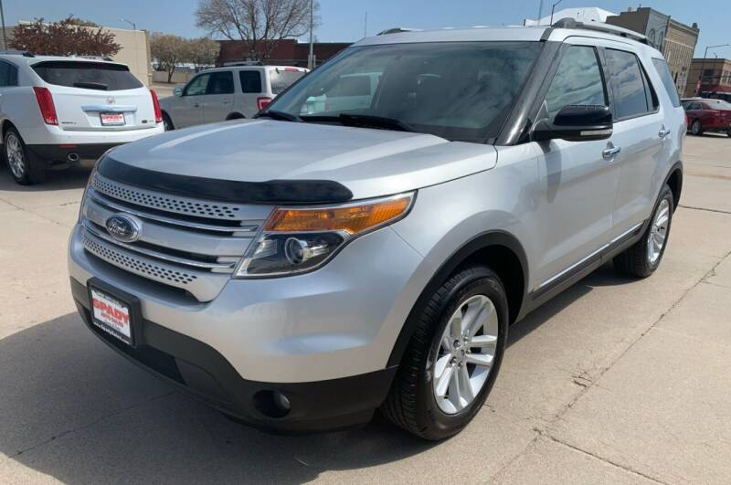 2014 Ford Explorer for sale at Spady Used Cars in Holdrege NE