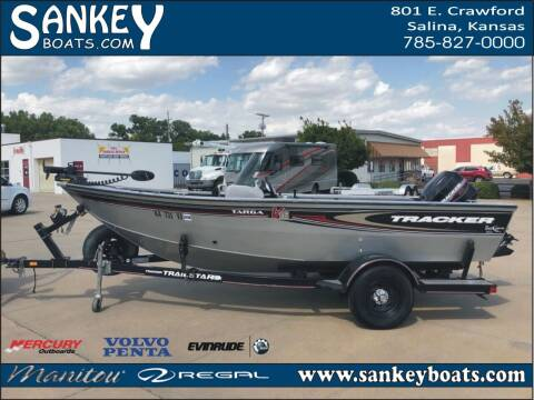 2004 Tracker Targa V16 for sale at SankeyBoats.com in Salina KS