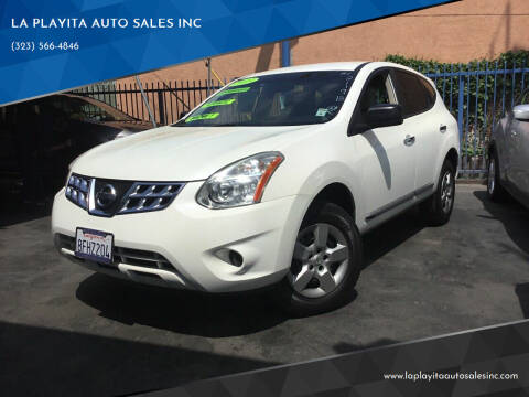 2013 Nissan Rogue for sale at LA PLAYITA AUTO SALES INC in South Gate CA