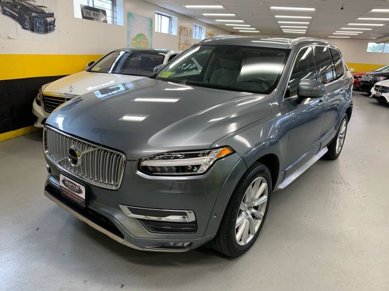2016 Volvo XC90 for sale at Newton Automotive and Sales in Newton MA