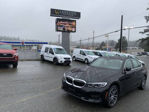 2020 BMW 3 Series for sale at Lakeside Auto in Lynnwood WA