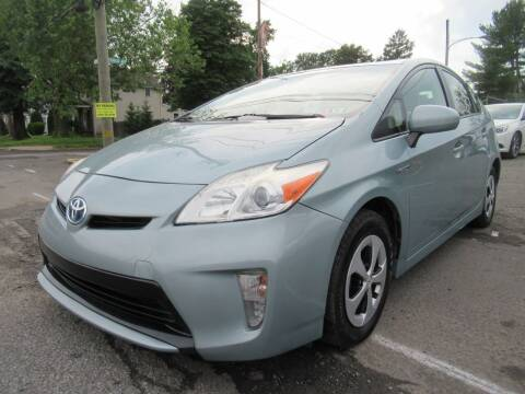 2013 Toyota Prius for sale at PRESTIGE IMPORT AUTO SALES in Morrisville PA