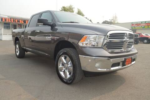 2018 RAM Ram Pickup 1500 for sale at Sac Truck Depot in Sacramento CA