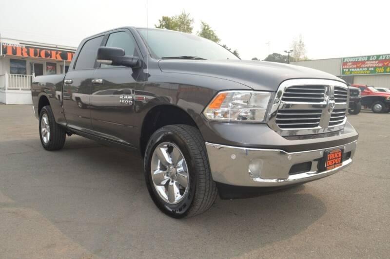 2018 RAM Ram Pickup 1500 for sale at Sac Truck Depot in Sacramento CA