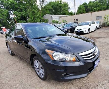 2011 Honda Accord for sale at Nile Auto in Columbus OH