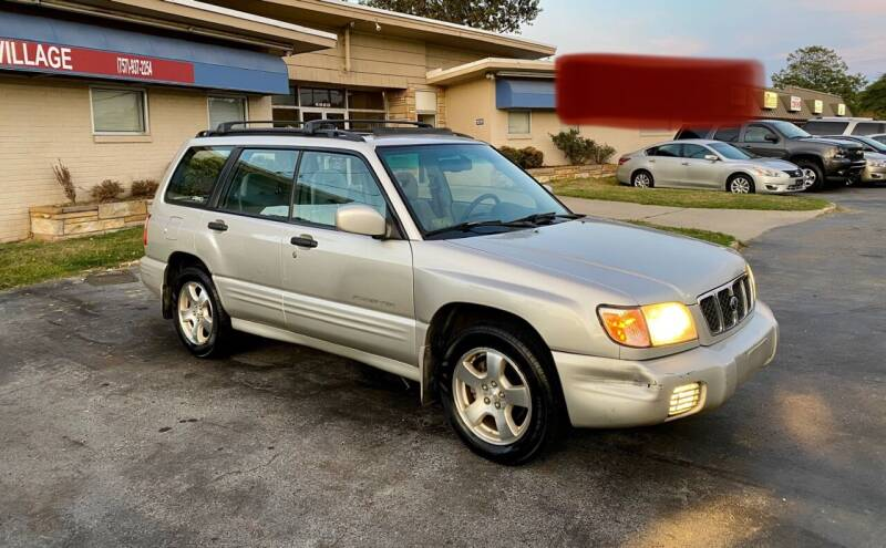 used 2001 subaru forester for sale in virginia carsforsale com used 2001 subaru forester for sale in