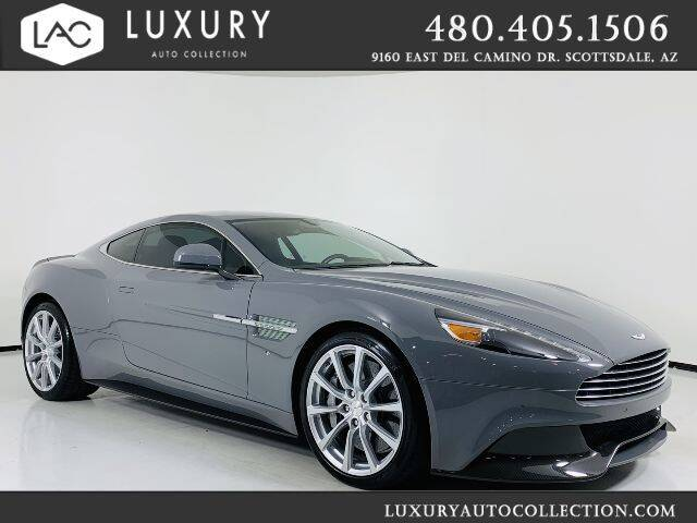 2017 Aston Martin Vanquish for sale at Luxury Auto Collection in Scottsdale AZ