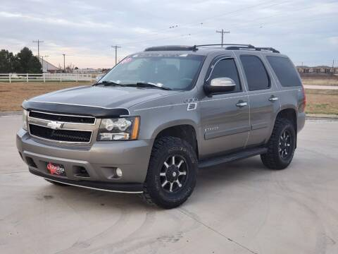 2007 Chevrolet Tahoe for sale at Chihuahua Auto Sales in Perryton TX