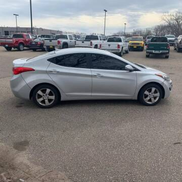 2013 Hyundai Elantra for sale at Rochester Auto Mall in Rochester MN