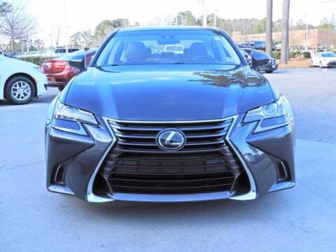 2018 Lexus GS 350 for sale at Auto Finance of Raleigh in Raleigh NC