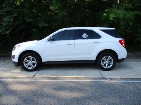 2017 Chevrolet Equinox for sale at A & P Automotive in Montgomery AL