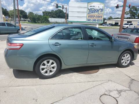 2010 Toyota Camry for sale at Steve's Auto Sales in Sarasota FL