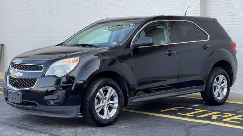 2011 Chevrolet Equinox for sale at Carland Auto Sales INC. in Portsmouth VA