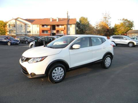 2018 Nissan Rogue Sport for sale at INVICTUS MOTOR COMPANY in West Valley City UT
