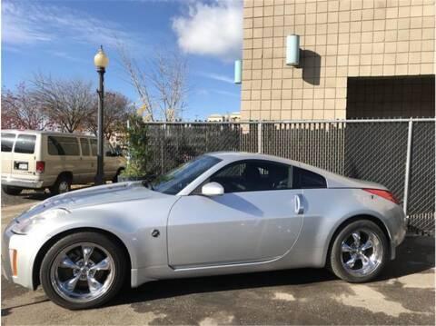 2006 Nissan 350Z for sale at 3B Auto Center in Modesto CA