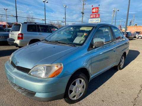 2001 Toyota ECHO for sale at 4th Street Auto in Louisville KY