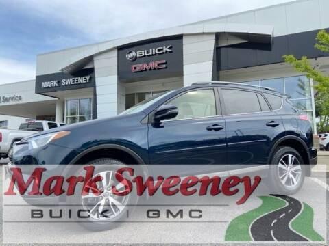 2018 Toyota RAV4 for sale at Mark Sweeney Buick GMC in Cincinnati OH