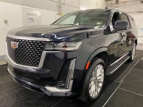 2021 Cadillac Escalade ESV for sale at TOWNE AUTO BROKERS in Virginia Beach VA