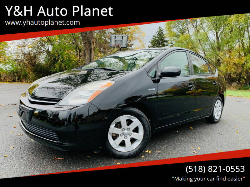 2008 Toyota Prius for sale at Y&H Auto Planet in West Sand Lake NY