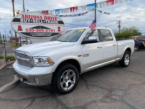 2014 RAM Ram Pickup 1500 for sale at Arizona Drive LLC in Tucson AZ