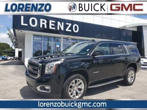 2017 GMC Yukon for sale at Lorenzo Buick GMC in Miami FL