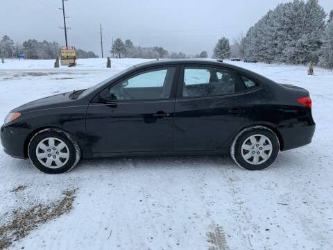 2007 Hyundai Elantra for sale at Motors-N-More Online Auctions in Park Rapids MN