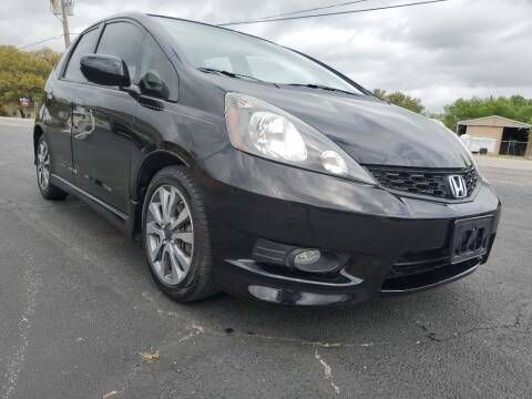 2012 Honda Fit for sale at Thornhill Motor Company in Lake Worth TX