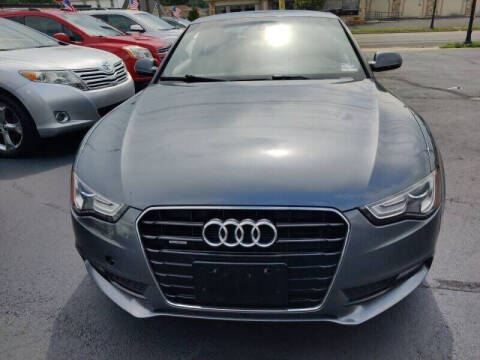 2013 Audi A5 for sale at 599 Drives in Runnemede NJ