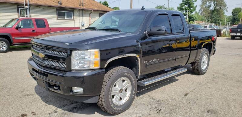 2009 Chevrolet Silverado 1500 for sale at Cars & Pieces LLC in Connersville IN