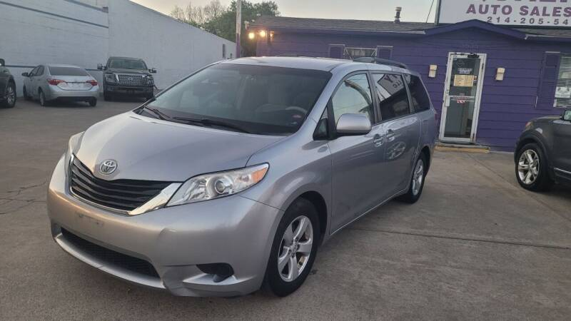 2011 Toyota Sienna for sale at Quality Auto Sales LLC in Garland TX