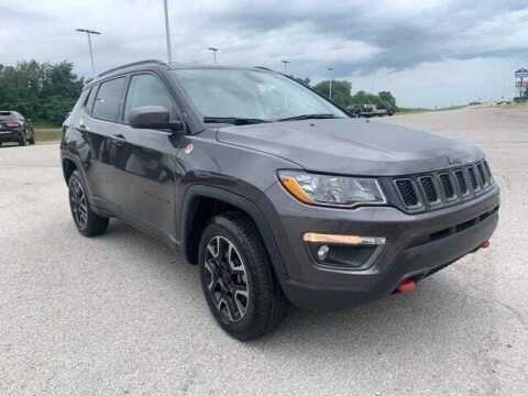 2019 Jeep Compass for sale at Mann Chrysler Dodge Jeep of Richmond in Richmond KY